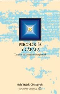 psicologia y cabala RAV GINSBURH EDICIONES OBELISCO