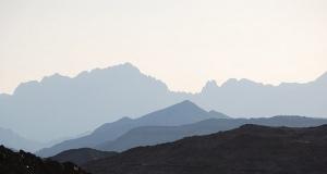 Paisaje de Sinai