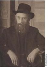 Rabino Shalom DovBer Schneersoon, el Rashab
