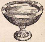 Ilustración del KIÓR. Es el lavatorio que servia a los sacredotes.