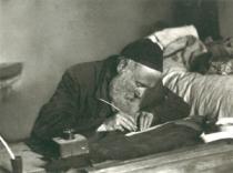 Estudio de Talmúd en polonia