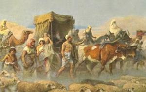 Iaakóv baja a Egipto