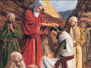 Mosheh y Yehoshua