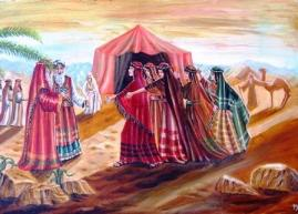 Las hijas de Tzelofejad