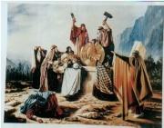La preparación del vecero de oro