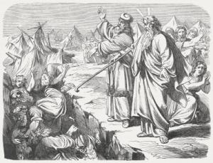 Rebellion of Korah