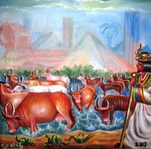 El sueño de las vacas flacas del Paróh