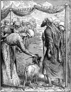 the azazel goat for dismissal